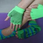 (พร้อมส่ง) YKSM30-6 ถุงมือ ถุงเท้าโยคะ กันลื่น