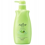 Naive Shampoo (Aloe) 550 ml. แชมพูสูตรสำหรับทุกสภาพเส้นผม