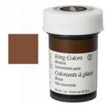 สีผสมอาหาร wilton icing color -Brown code 317