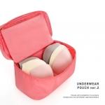 TB26 Underwear pouch ver2 / กระเป๋าใส่ชุดชั้นใน สำหรับเดินทาง Ver 2