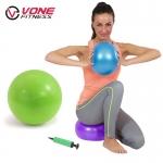(พร้อมส่ง) มินิฟิตบอล VONE ขนาด 40/20 CM หนาพิเศษ รับน้ำหนักมากกว่า 300