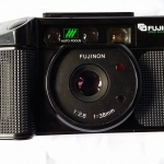 FUJICA DL-100 DATE FUJONON LENS 38MM.F2.8