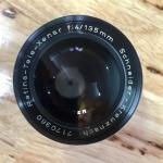 Schneider-Kreuznach Retina-Tele-Xenar 135 mm f/ 4 DKL MOUNT