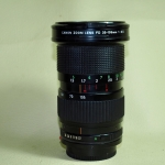 NEW CANON ZOOM FD 35-105MM.F3.5 MACRO
