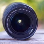 Canon Zoom Lens EF-S 18-55 MM. F3.5-5.6 IS II Canon EF Mount