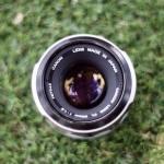 Canon Lens FL 50mm. F1.8 FL Mount