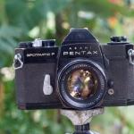 Asahi-Pentax Spotmatic SP F Super Takumar 55mm. F1.8