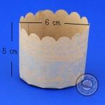 กระทงกระดาษ มัฟฟินคัพ PT3 (50ใบ)