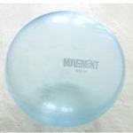 (พร้อมส่ง) YK1015 ลูกบอลโยคะโปร่งแสง ขนาด 85CM