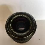 SMC PENTAX-M Zoom 40-80MM. F2.8-4 MACRO