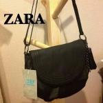 New ZARA (TRF) Shoulder Bags กระเป๋าหนังสะพายข้าง หนังPU