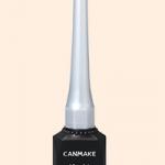 CANMAKE Liquid Eyeliner 8g. อายไลเนอร์ ชนิดน้ำสีดำสนิท กันเหงื่อ