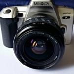 MINOLTA 360Si MINOLTA AF ZOOM Xi 28-80mm.F4(22)-5.6
