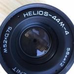 ZENIT HELIOS 44M-4 58MM.F2