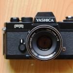YASHICA FR YASHICA LENS DEB 50MM.F1.9