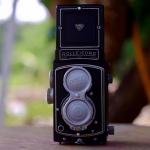 ROLLEICORD IV MODEL:K3D Schneider-Kreuznach Xenar Lens 75mm. F3.5