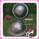พิมพ์ครึ่งวงกลม ลายฟุตบอล ขนาด 9 เซนติเมตร (H003) /1ชิ้น