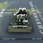 แหวนเงินChrome Hearts Rolling Stones Sliver 925