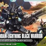 HG 1/144 GUNDAM LIGHTNING BLACK WARRIOR