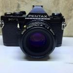 PENTAX MV1 SMC PENTAX-A 50MM.F2