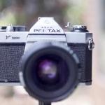 Asahi Pentax K-1000 Pentax Takumar-A 28-80mm. F3.5-4.5