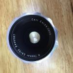 CARL ZEISS JENA TESSAR 50MM.F2.8 Q1 M42 MOUNT