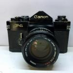 CANON F-1 CANON LENS FD 50MM.F1.4 S.S.C