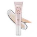 ETUDE HOUSE Correct & care CC Cream Silky 8in1 Multi-Function spf30 pa++ 35g. ซีซีครีมพร้อมบำรุง 8in1ในหลอดเดียว #02 Glow ลุควาวๆแบบสาวเกาหลี