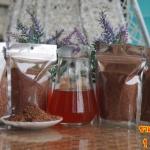 ผงชากุหลาบ 1 กิโลกรัม (แต่งกลิ่น)