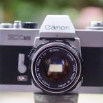 Canon EX Auto QL Lens Canon EX 50mm F1.8
