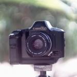 Canon T90 Canon FD Lens 50mm. F1.8 SC.