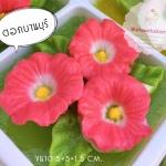 พิมพ์ยางซิลิโคน 3D ลาย ดอกบานบุรี
