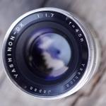 YASHICA YASHINON-DX 45MM. F1.7 MODIFLY SONY E-MOUNT(NEX)