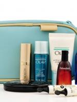 TB07 Cosmetic pouch 01 / กระเป๋าใส่เครื่องสำอางค์ ใส่ต่างหู