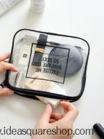 TB68 Cosmetic Bag - กระเป๋าใส่เครื่องสำอาง พลาสติกใส