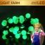 ไฟเชอรี่สีเขียว ไฟเชอรี่LED ไฟประดับตกแต่งตามงานเทศการต่างๆ thumbnail 1