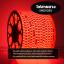 ไฟสายยาง SMD 5050 (100 m.) สีแดง (ท่อแบน) thumbnail 4