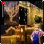 ไฟกระพริบ LED สีวอมไวท์ ไฟประดับตกแต่ง ตามงานเทศกาลต่างๆ thumbnail 3