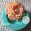 พิมพ์ยางซิลิโคน 3D ลาย ดอกไม้ Peony thumbnail 2