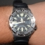 Seiko Black Monster Classic Automatic Scuba Diver Men's Watch SKX779K3 thumbnail 3
