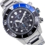 นาฬิกา Seiko Solar Chronograph Divers Mens Watch SSC017P1 SSC017 thumbnail 4