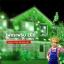 ไฟกระพริบ LED สีเขียว ไฟประดับตกแต่ง ตามงานเทศกาลต่างๆ thumbnail 4