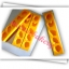 พิมพ์ขนมสัมปันนี/ทองเอก (ราคาต่อ 1 ชิ้น คละลายให้จ้า) thumbnail 1