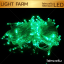ไฟกระพริบ LED สีเขียว ไฟประดับตกแต่ง ตามงานเทศกาลต่างๆ thumbnail 1