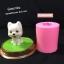 พิมพ์ยางซิลิโคน 3D ลายน้องหมาปอม ปอม (บากพิมพ์ให้แล้วค่ะ ) thumbnail 1