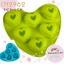 พิมพฺซิลิโคนลายหัวใจน่ารักสุดๆๆ 6 ช่อง บุ๋มตรงกลาง thumbnail 1