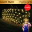 ไฟตาข่าย LED ขนาด 3 x 3 เมตร (กระพริบ) ไฟประดับตกแต่ง thumbnail 9