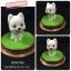 พิมพ์ยางซิลิโคน 3D ลายน้องหมาปอม ปอม (บากพิมพ์ให้แล้วค่ะ ) thumbnail 2