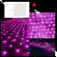 ไฟตาข่ายเล็ก ไฟตาข่าย LED ขนาด 1.5 x 1.5 เมตร ไฟประดับตกแต่ง thumbnail 3