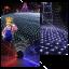 ไฟตาข่ายเล็ก ไฟตาข่าย LED ขนาด 1.5 x 1.5 เมตร ไฟประดับตกแต่ง thumbnail 8